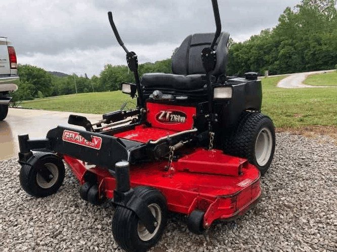 Zero Turn Mower By Gravely