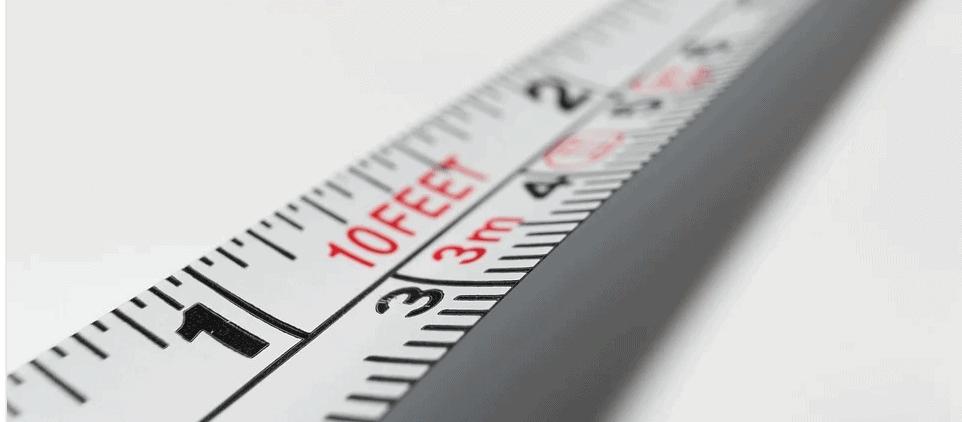 Measuring what size zero turn to choose.